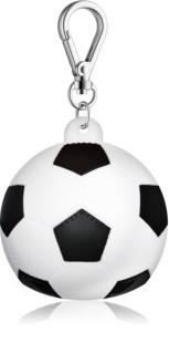 Bath & Body Works PocketBac Soccer Ball estuche de silicona para gel de manos