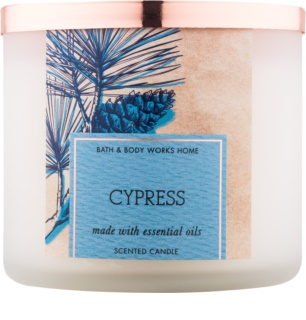 Bath & Body Works Cypress bougie parfumée 411 g