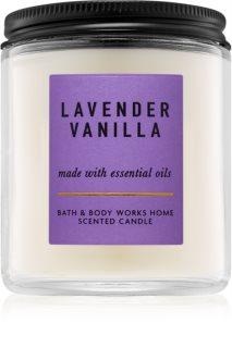 Bath & Body Works Lavender Vanilla vela perfumada  198 g