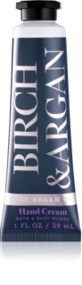 Bath & Body Works Birch & Argan kézkrém