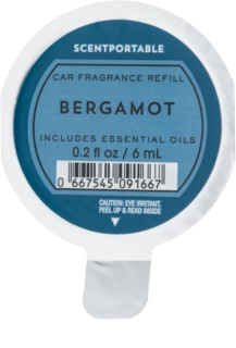Bath & Body Works Bergamot aроматизатор за автомобил 6 мл.
