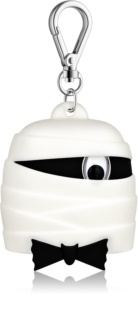 Bath & Body Works PocketBac Black Tie Mummy silikonový obal na antibakteriální gel