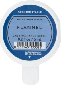 Bath & Body Works Flannel car air freshener Refill