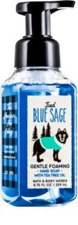 Bath & Body Works Iced Blue Sage Schaumseife zur Handpflege
