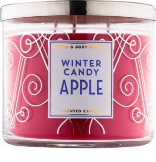 Bath & Body Works Winter Candy Apple Geurkaars 411 gr