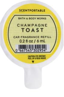 Bath & Body Works Champagne Toast désodorisant voiture 6 ml recharge