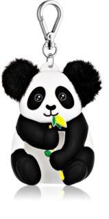 Bath & Body Works PocketBac Panda svítící silikonový obal na antibakteriální gel