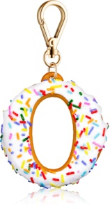 Bath & Body Works PocketBac Donut with Sprinkles Silicone Case for Hand Sanitizer Gel
