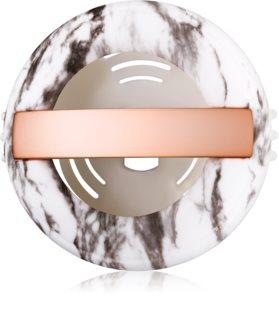 Bath & Body Works Marble Decal support pour désodorisant de voiture   clip