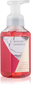 Bath & Body Works Winter Sangria Sapun spuma pentru maini