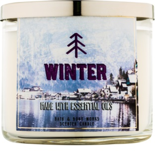 Bath & Body Works Winter vela perfumado 411 g