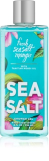 Bath & Body Works Fresh Sea Salt Mango gel de dus pentru femei 236 ml