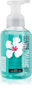 Bath & Body Works Honolulu Sun Schaumseife zur Handpflege