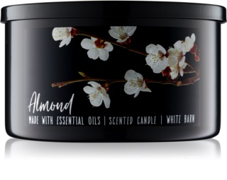 Bath & Body Works Almond Geurkaars 411 gr