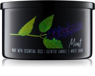 Bath & Body Works Mint vonná svíčka 411 g