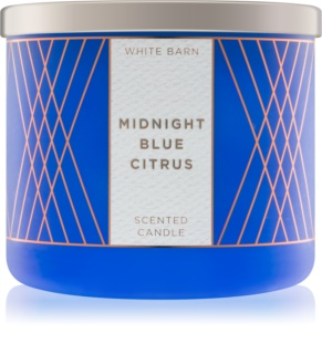Bath & Body Works Midnight Blue Citrus ароматна свещ  411 гр. I.