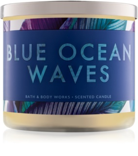 Bath & Body Works Blue Ocean Waves lumanari parfumate  411 g