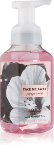 Bath & Body Works Papaya & Mint Foaming Hand Soap
