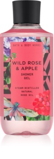 Bath & Body Works Wild Rose & Apple gel douche pour femme 295 ml