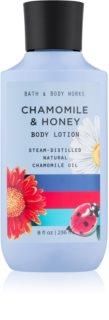 Bath & Body Works Chamomile & Honey leche corporal para mujer 236 ml