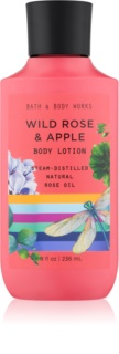 Bath & Body Works Wild Rose & Apple lapte de corp pentru femei 236 ml