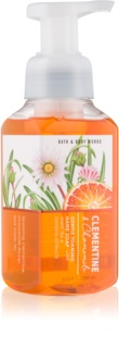 Bath & Body Works Clementine & Chamomile schiuma detergente mani