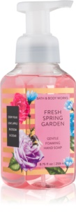 Bath & Body Works Fresh Spring Garden Sapun spuma pentru maini