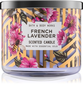 Bath & Body Works French Lavender Scented Candle 411 g I.