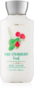 Bath & Body Works Wild Strawberry Leaf  Λοσιόν σώματος για γυναίκες 236 μλ