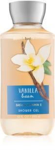 Bath & Body Works Vanilla Bean gel doccia per donna 295 ml