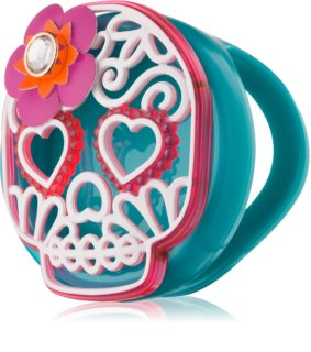 Bath & Body Works Sugar Skull supporto per deodoranti per auto   da appendere