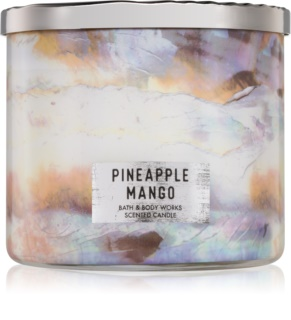 Bath & Body Works Pineapple Mango dišeča sveča  411 g I.