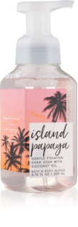 Bath & Body Works Island Papaya savon moussant pour les mains