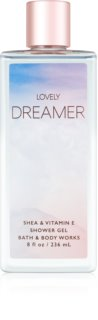Bath & Body Works Lovely Dreamer gel za tuširanje za žene 236 ml