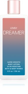 Bath & Body Works Lovely Dreamer leche corporal para mujer 236 ml