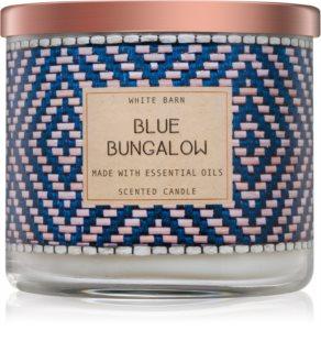 Bath & Body Works Blue Bungalow vela perfumada  411 g