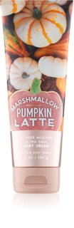 Bath & Body Works Marshmallow Pumpkin Latte crema corpo per donna 226 g