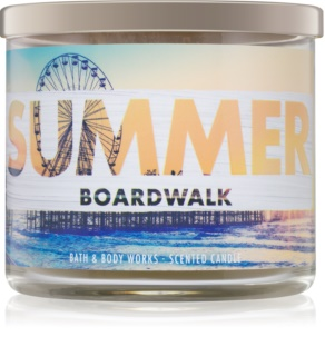 Bath & Body Works Summer Boardwalk Scented Candle 411 g