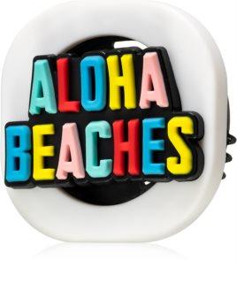 Bath & Body Works Aloha Beaches soporte para ambientador de coche   clip