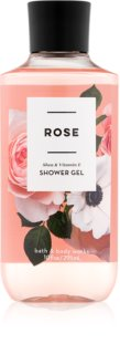 Bath & Body Works Rose gel de ducha para mujer 295 ml