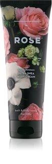 Bath & Body Works Rose crème corps pour femme 226 g