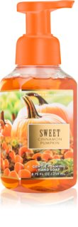 Bath & Body Works Sweet Cinnamon Pumpkin savon moussant pour les mains
