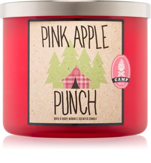Bath & Body Works Pink Apple Punch illatos gyertya  411 g