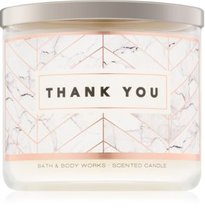 Bath & Body Works Merci Paris bougie parfumée 411 g I.