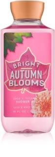 Bath & Body Works Bright Autumn Blooms gel de dus pentru femei 295 ml