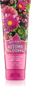 Bath & Body Works Bright Autumn Blooms crema corporal para mujer 226 g