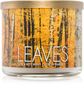 Bath & Body Works Leaves vela perfumada  411 g