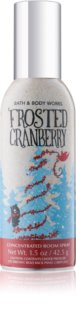Bath & Body Works Frosted Cranberry spray para el hogar
