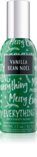 Bath & Body Works Vanilla Bean Noel spray para el hogar