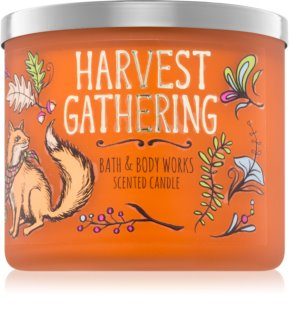 Bath & Body Works Harvest Gathering Αρωματικό κερί 411 γρ